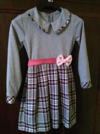 sukienka na 128