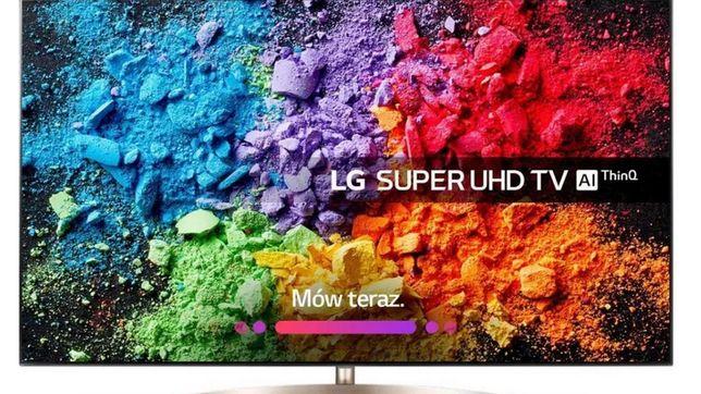 "Telewizor LG 55""UM7450 SmartTv,UHD4K,Netflix,YouTube,ThinqAl,HDR"