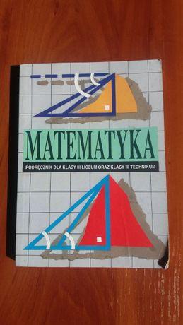 Matematyka podręcznik Cegiełka Przyjemski Szymański