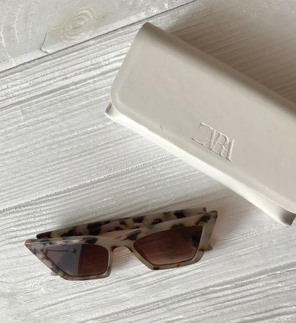 новые очки фирмы zara
