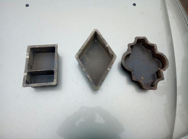 Формочки для плитки