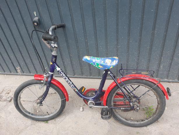 Rower dla dziecka Romet Reksio koła 16 cali