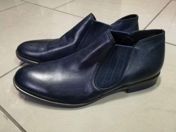 Buty gino rossi, nowe, rozmiar 40
