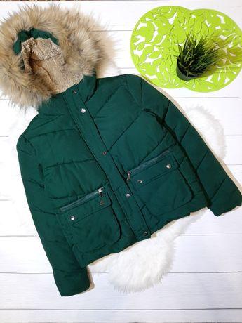 Демисезонная зимняя курточка