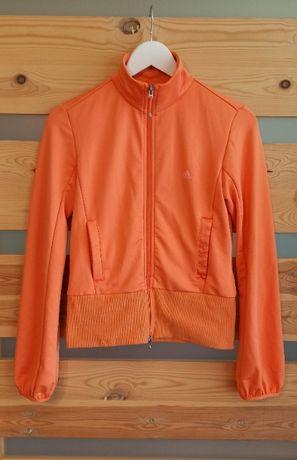 Damska pomarańczowa bluza dresowa Adidas