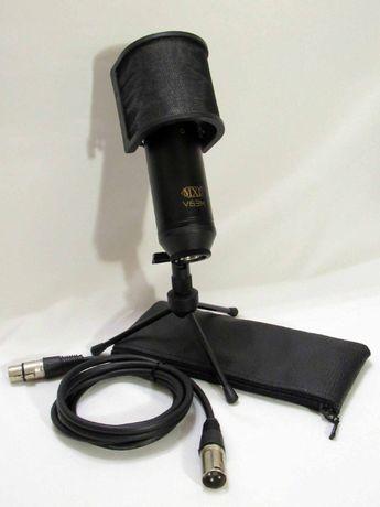 Микрофон конденсаторный Marshall MXL V63M ( не AKG AT Rode) аудио звук
