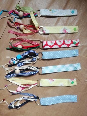 Smallsteps - porta chaves em tecido