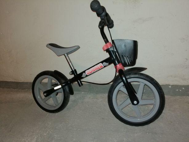 Rowerek biegowy uzywany