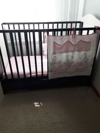 Łóżeczko dziecięce 120×60