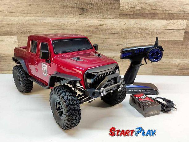 Crawler RGT EX86100-JC 1/10 com bateria Lipo 4200mah
