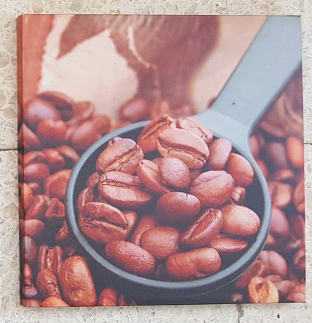 Quadros com imagens de Cafe