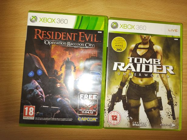 Gry na Xboxa 360