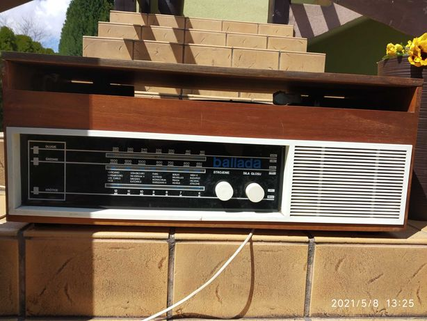 Radio ballada używane