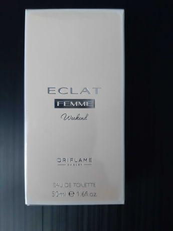 Perfum oriflame Eclat femme weekend woda toaletowa