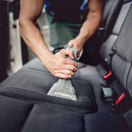 Czyszczenie auta / Pranie tapicerki / sprzątanie samochodu /od  100 zł