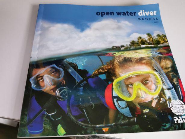 Padi Open Water Diver Manuał podręcznik