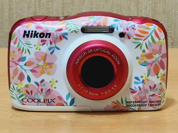 Водонепроницаемый фотоаппарат  Nikon Coolpix W150 Flower