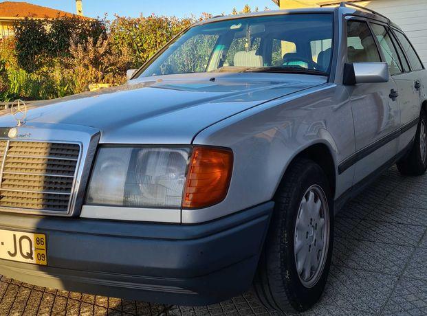 Mercedes 250TD 124T