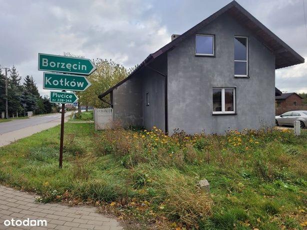 Dom, 55 m², Plucice