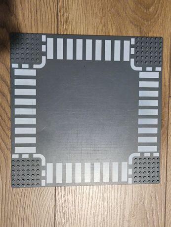 LEGO płytka bazowa skrzyżowanie 32x32