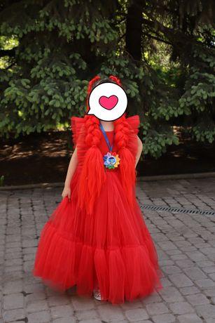 Пышное платье для принцессы
