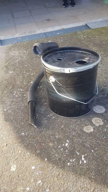 Aspirador de cinzas para lareiras
