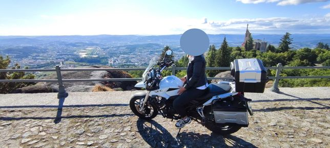 Moto Vortex (igual a Macbor) 125cc