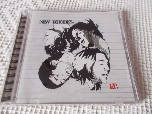 New Rhodes CD