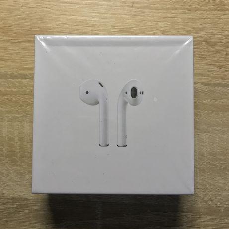 Наушники Airpods 2 Apple . Аирподсы на айфон . Apple