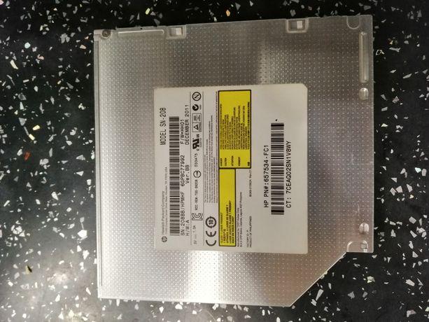 Dvd-rom с ноутбука HP pavilion dv6