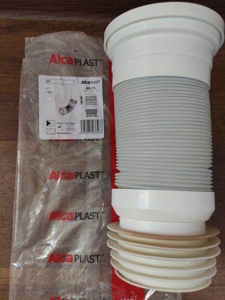 Продам трубу гофрированную для унитаза AlcaPlast A97 (Чехия).