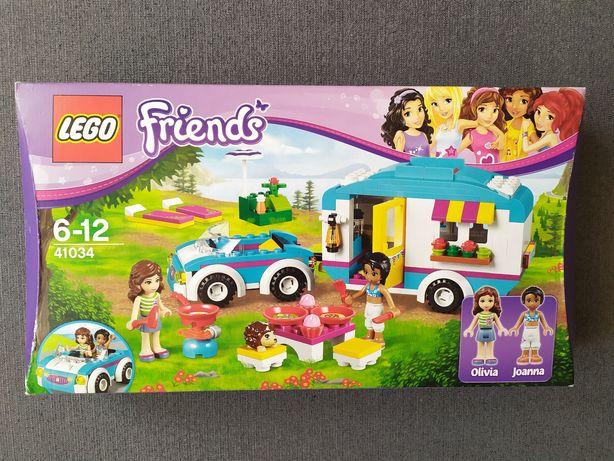 LEGO Friends 41034 Wóz kempingowy Letni karawan