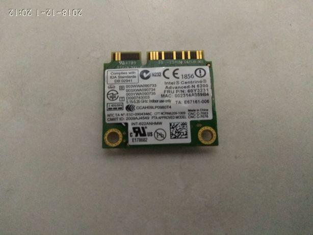 Intel 622 ANHMW 6200 bezprzewodowa karta 300 m 802.11a/g/n