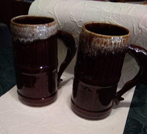 Кружки керамические для пива