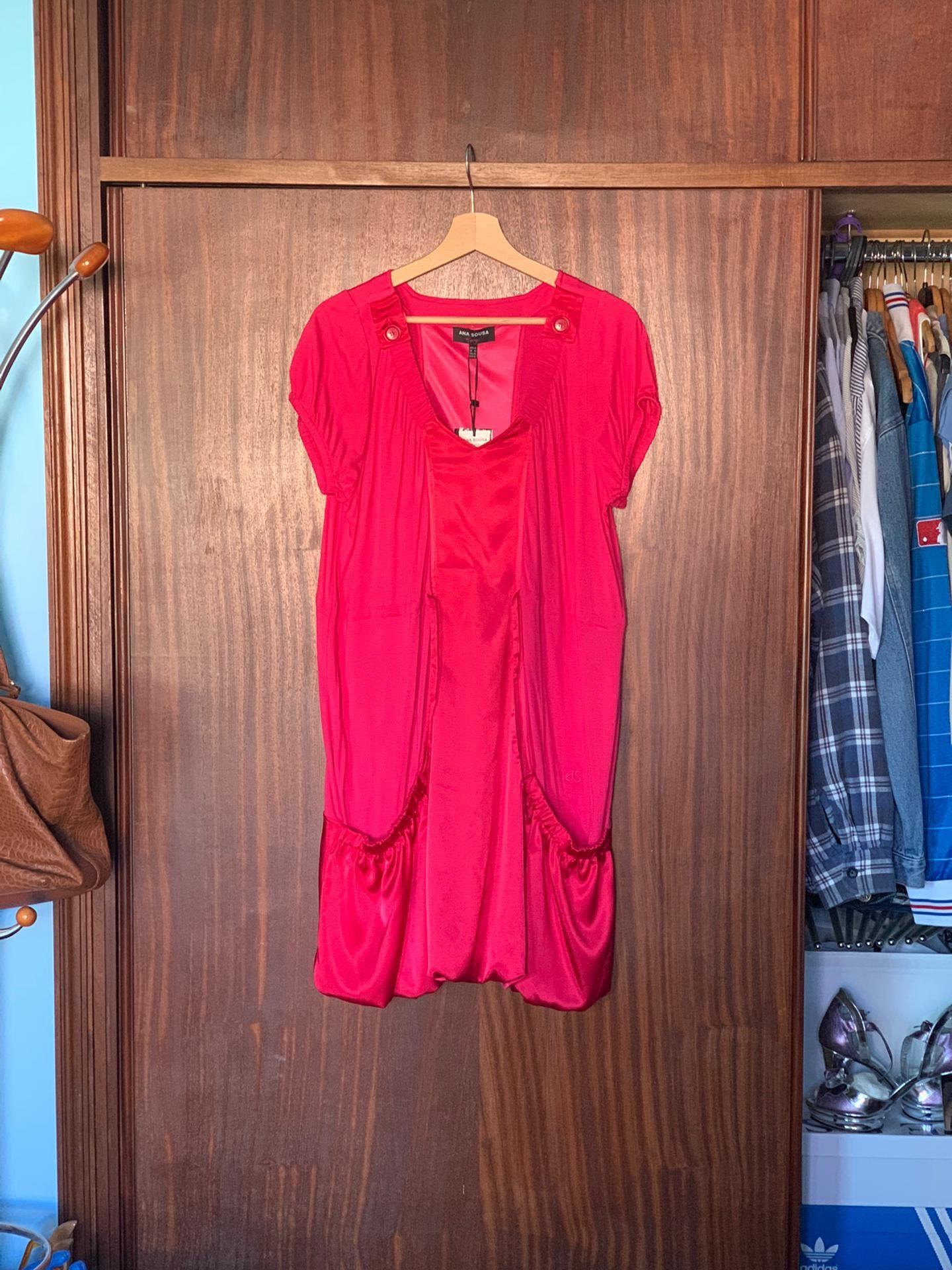 Túnica ou vestido novo Ana Sousa