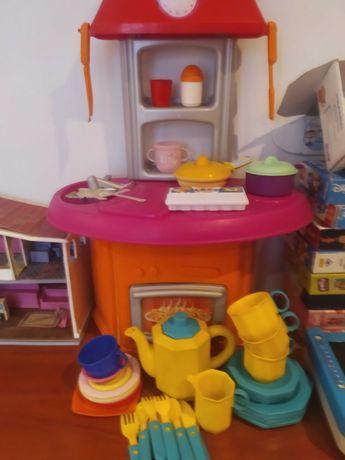Mega paka zabawek dla dziewczynki