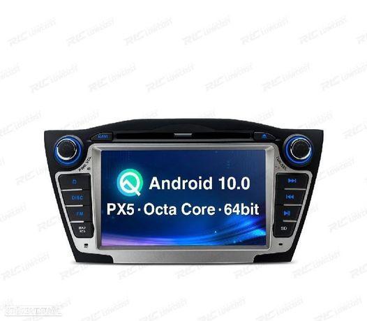 AUTO RADIO GPS ANDROID 10 HYUNDAI IX35 (09-15)