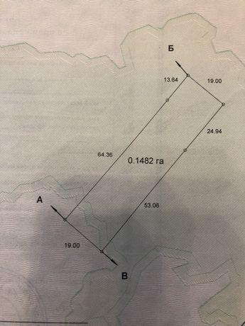 Продам земельный участок 0.15га