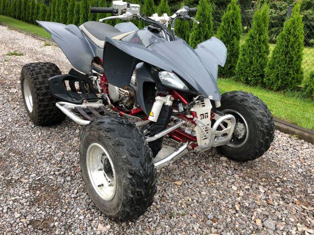 Yamaha yzf 450, 2007, quad, raptor,GYTR