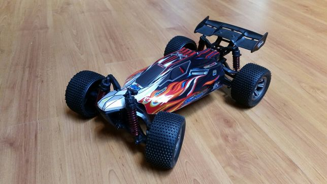 Carro telecomandado RC Mini Buggy 9117 GPToys Li-ion 1:12 2.4GHz