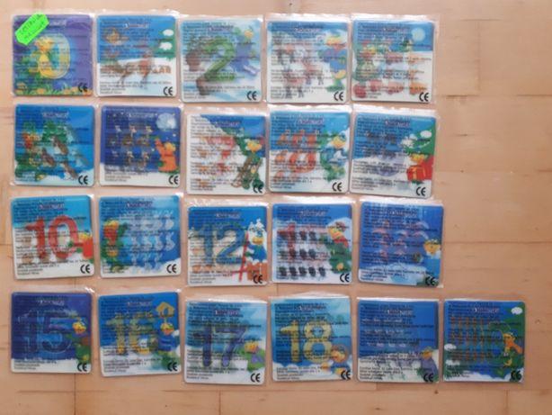 Magnesy na lodówkę cyfry znaki matematyczne nowe i używane