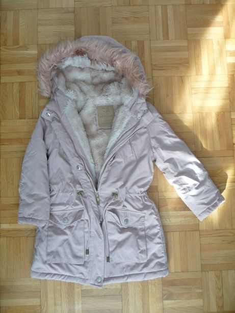 Zimowa kurtka RESERVED r. 122