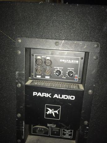 ParkAudio delta 5115 субвуфер активний