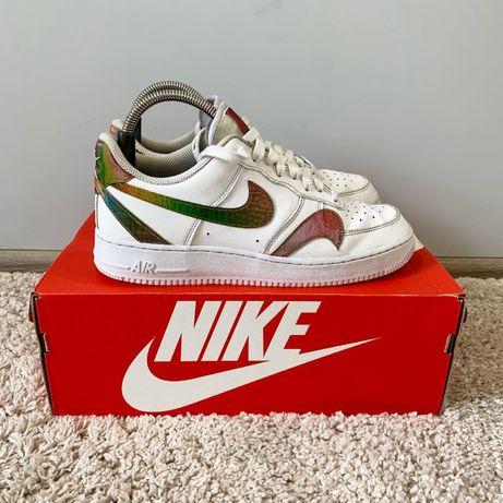 Кроссовки Nike Air Force 1. 41 размер React Adidas