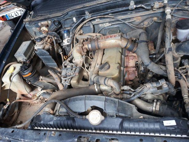 Motor Nissan terrano II 2.7 td