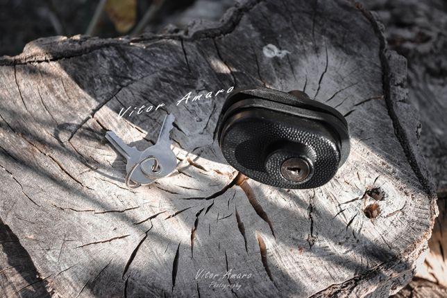 Cadeado de Gatilho para Arma de Caça/Airsoft (Chave)|NOVO