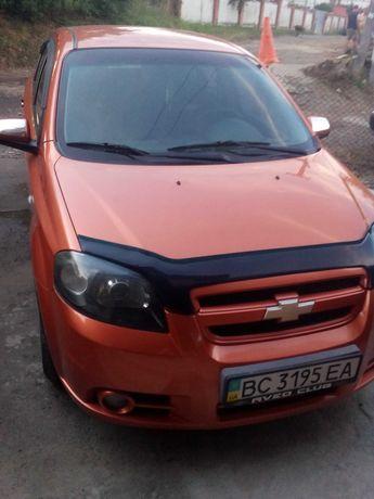 Автомобіль Aveo 2008