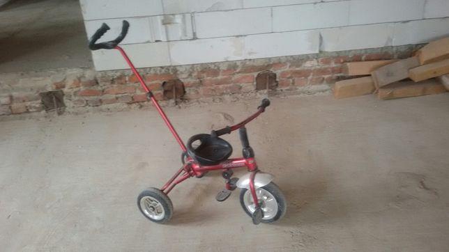Дитячий велосипед.