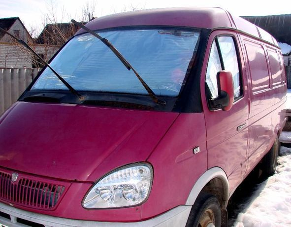 Машина ГАЗ 2705-14
