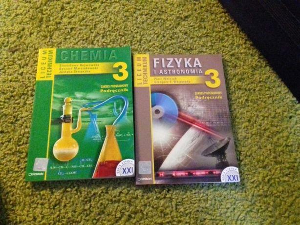 Liceum technikum klasa 3 fizyka chemia